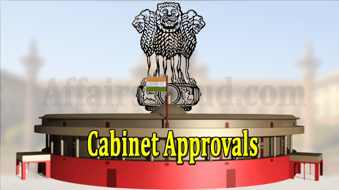 Cabinet approves fixation of Nutrient Based Subsidy