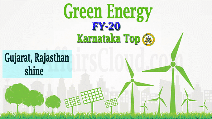 Clean energy Gujarat, Rajasthan shine in FY20