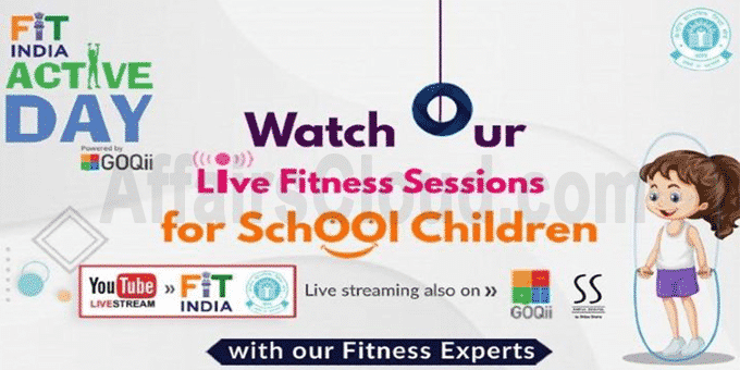 Fit India and CBSE organise first-ever live fitness sessions