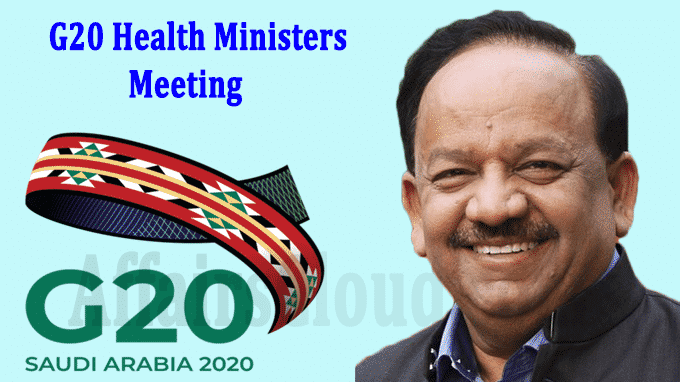 G20 Health Ministers Meeting