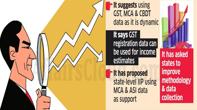 Government-appointed committee suggests GDP data revamp