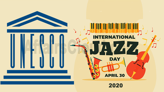 International Jazz Day 2020