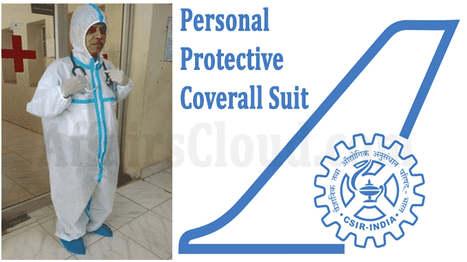 Personal Protective Coverall Suit for Covid-19