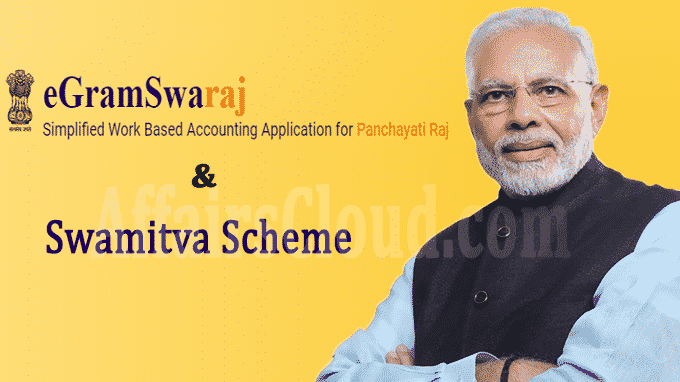 Prime Minister launches e-Gram Swarajya App and Swamitva Scheme