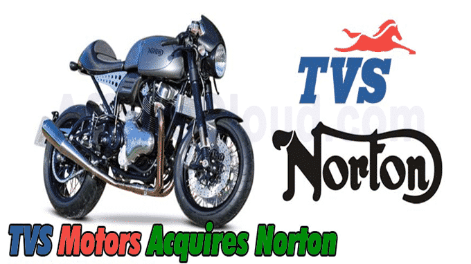 TVS Motor buys Norton Motorcycles