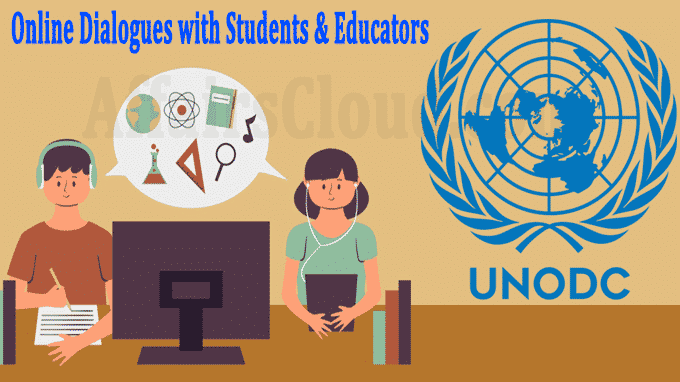 UNODC launches series of online dialogues with students
