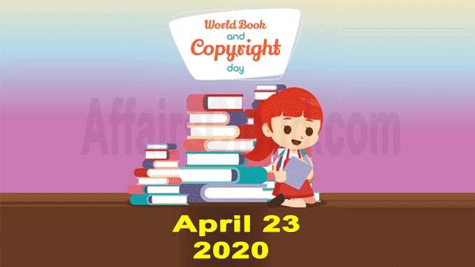 World Book and Copyright Day 2020 new