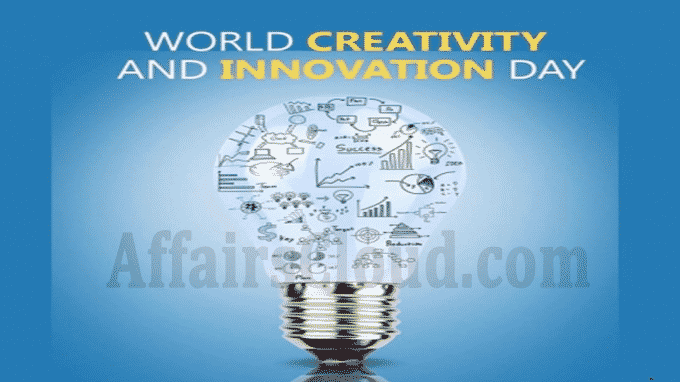 World Creativity and Innovation Day 2020