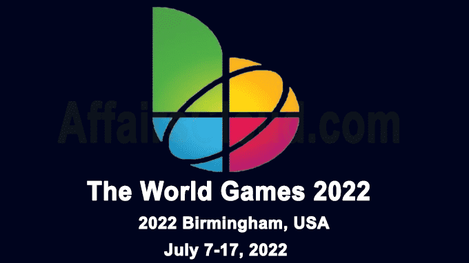World Games unveil new logo