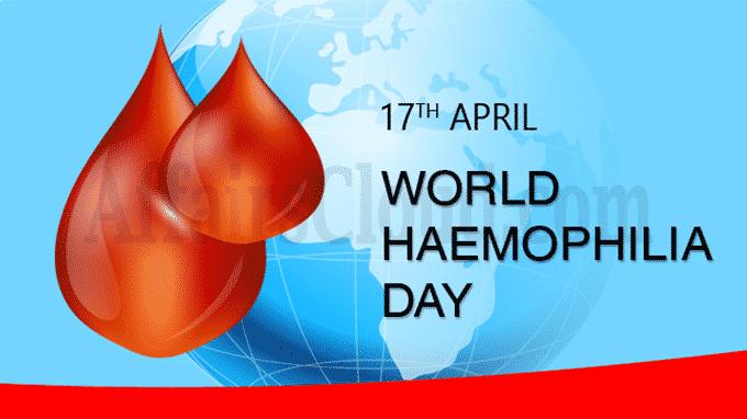 World Haemophilia Day 2020