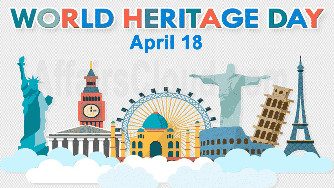 World Heritage Day 2020
