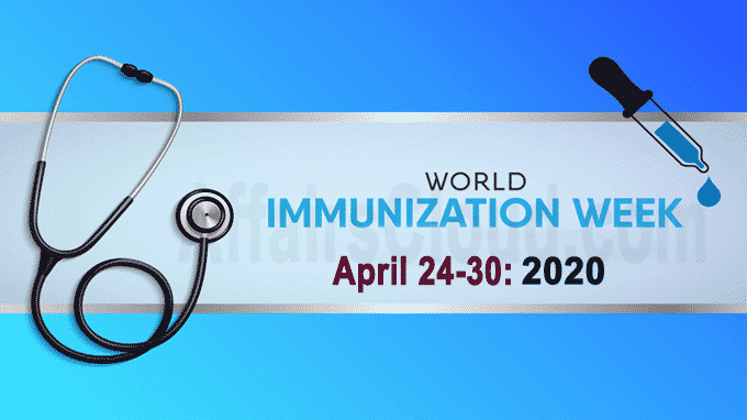 World Immunization Week 2020
