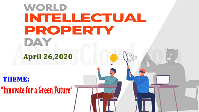 World Intellectual Property Day 2020