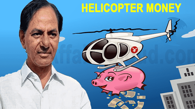 helicopter money