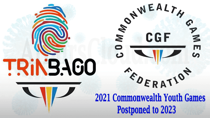2021 Commonwealth Youth Games postponed to 2023