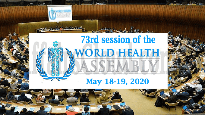 73rd session of the World Health Assembly