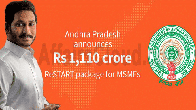AP govt launches ReStart to revive MSME sector