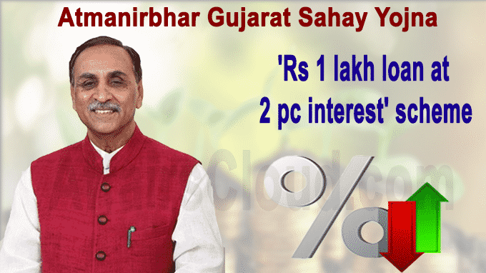 Atmanirbhar Gujarat Sahay Yojna Gujarat govt launches