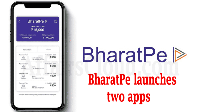 BharatPe launches two apps