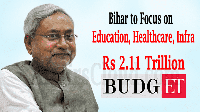 Bihar to focus on education Rs 2