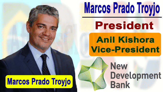 Brazil's Troyjo appointed president of BRICS bank