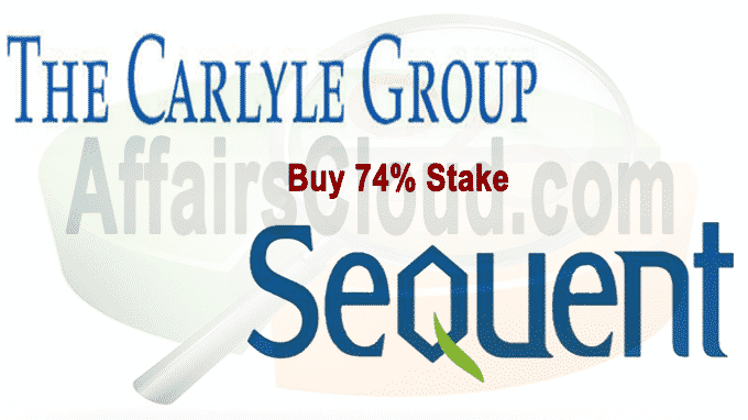 Carlyle to buy 74% stake in SeQuent