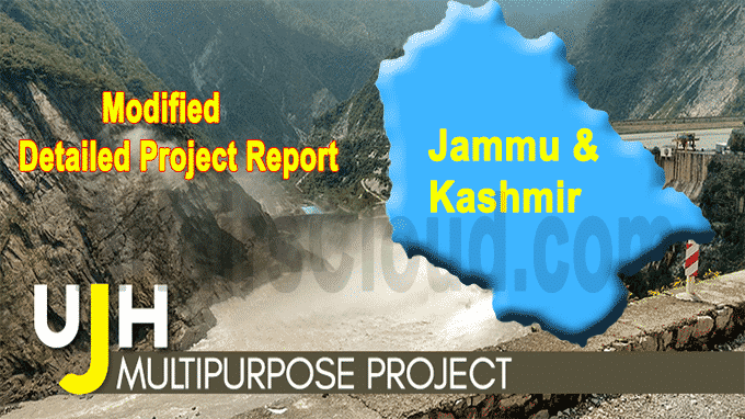 Centre approves modified DPR of Ujh Multipurpose Project in J&K