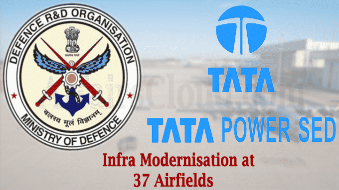 Defence Ministry signs contract with Tata Power SED