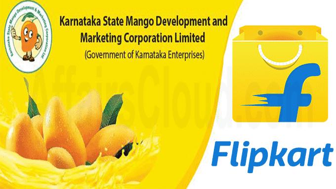Flipkart signs MoU with Karnataka Mango Board