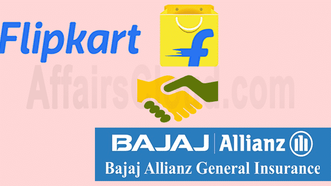 Flipkart ties up with Bajaj Allianz General Insurance for digital motor cover