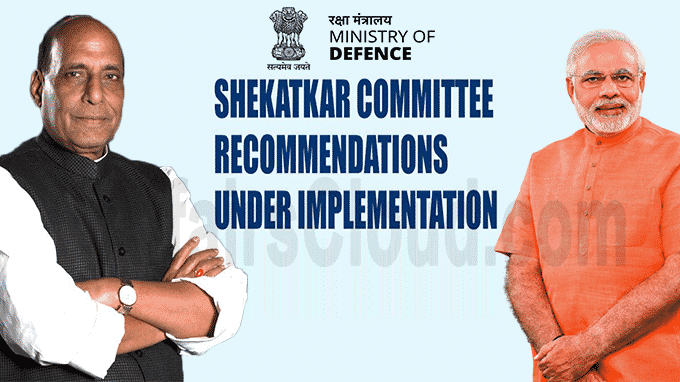 Government implements Shekatkar Committee