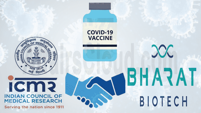 ICMR, Bharat Biotech tie up for Indian COVID-19 vaccine