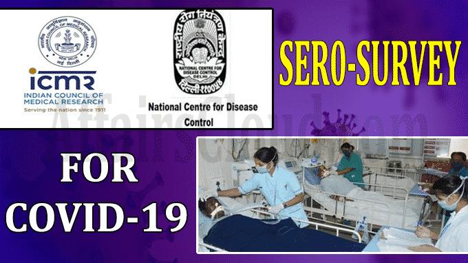 ICMR, NCDC to start serosurvey to monitor coronavirus