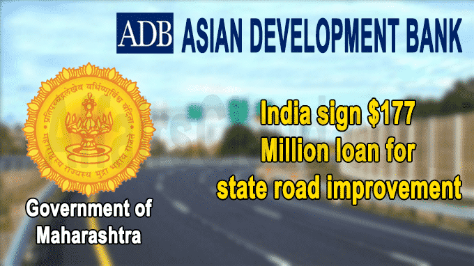 India sign $177 million loan for state road improvement ADB