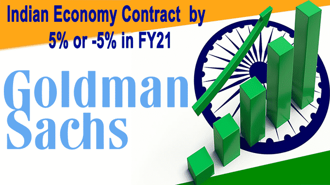 Indian economy to contract 5%