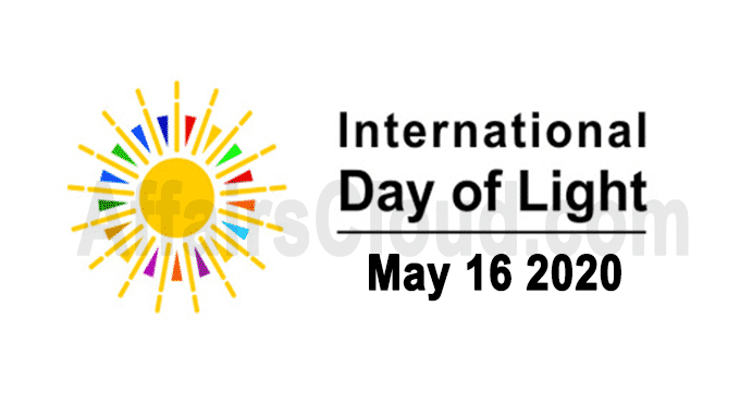 International Day of Light 2020