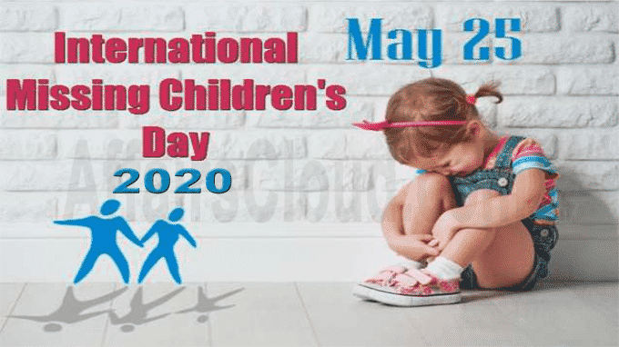International Missing Children's Day 2020