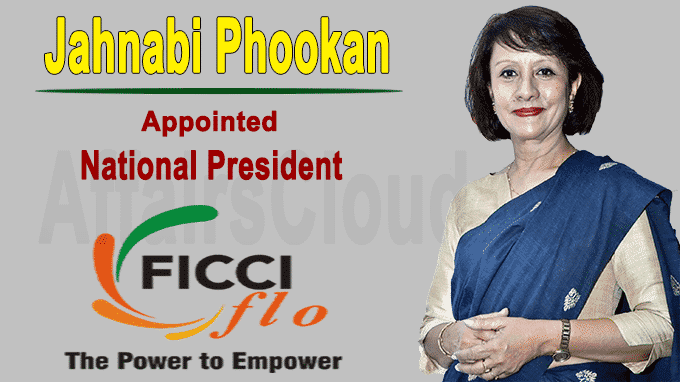 Jahnabi Phookan appointed as National President