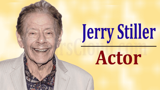 Jerry Stiller, comedian and Seinfeld actor
