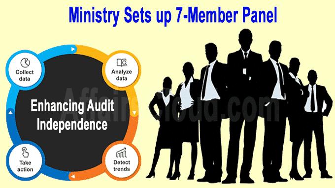 Ministry sets up 7-member panel