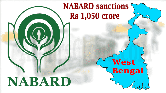 NABARD sanctions Rs 1,050 crore