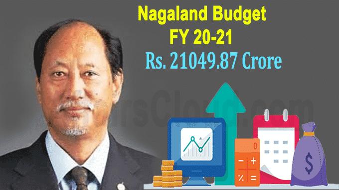 Nagaland Assembly passes budget New