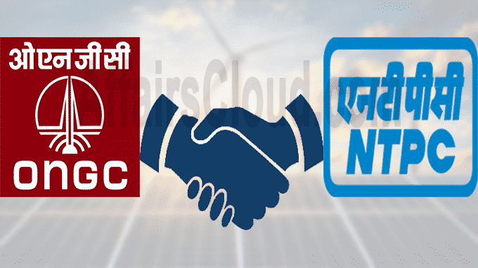 ONGC, NTPC sign MOU to set up joint venture