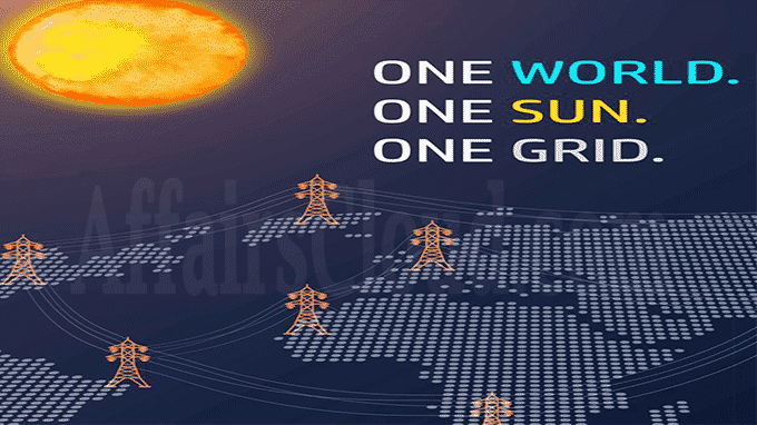 One Sun One World One Grid