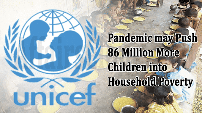 Pandemic may push 86 million