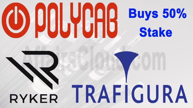 Polycab India buys 50%