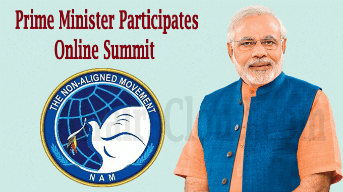 Prime Minister participates at the online Summit