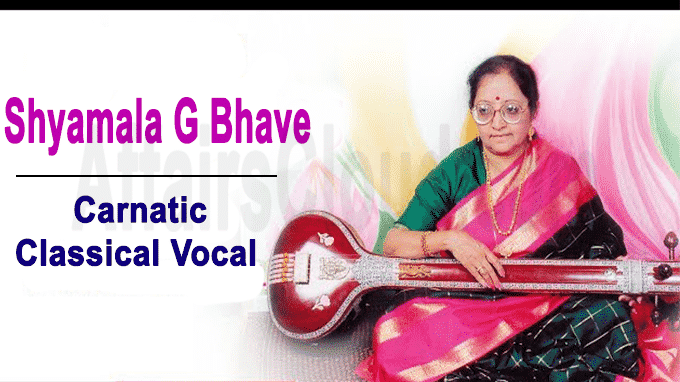 Renowned vocalist Shyamala Bhave passes away