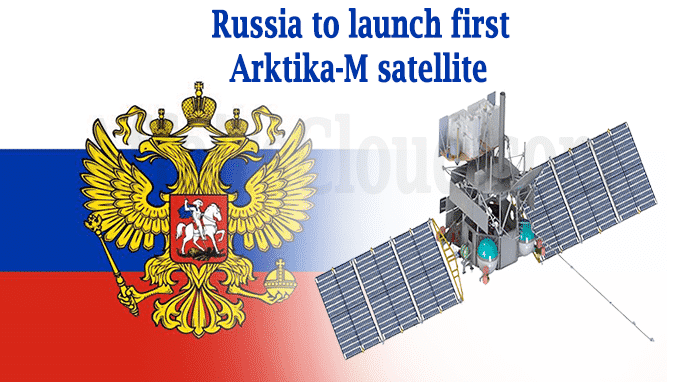 Russia to launch first Arktika-M satellite
