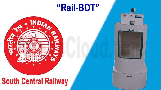 SCR develops robot Rail-BOT